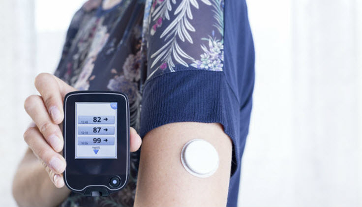 Flash Glucose Monitoring